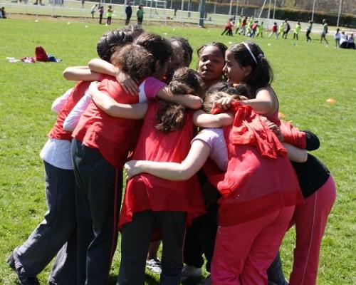 Tournoi féminin - coopération
