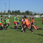 Rebonds! à l'école de rugby du RC Saudrune !